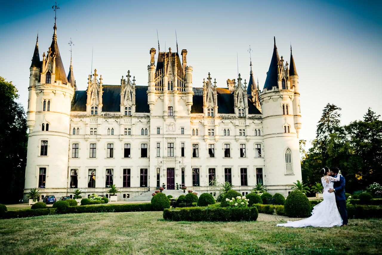 Casamento Loire Valley - Agosto 2016